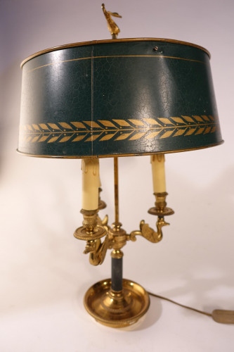 An Early 20th Century French Gilt Bronze Bouillotte