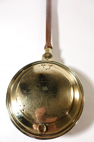 A Late 19th Century Child's Warming Pan