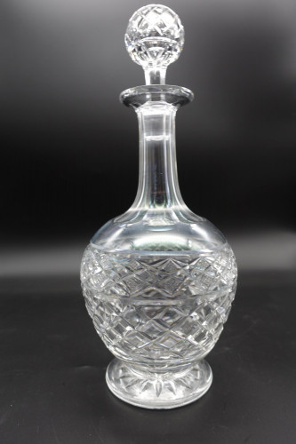 A Good Early 20th Century Wine Decanter
