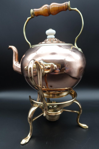 A Fine Example of a Mid 19th Century Spirit Kettle