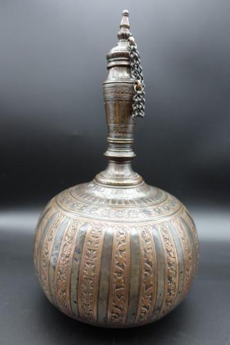 An Early 19th Century Bidri Flask