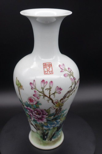 An Early 20th Century Chinese Balustrade Lamp