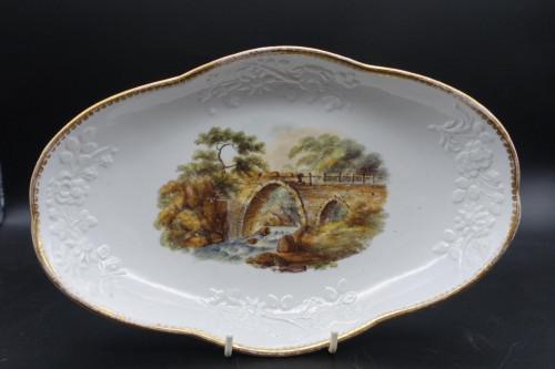 An Early 19th Century Spode Dessert Dish