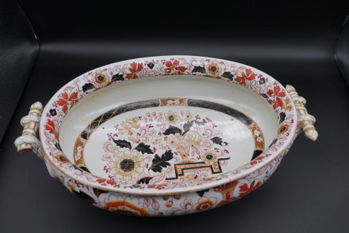 An Attractive Early 20th Century Oval Tureen