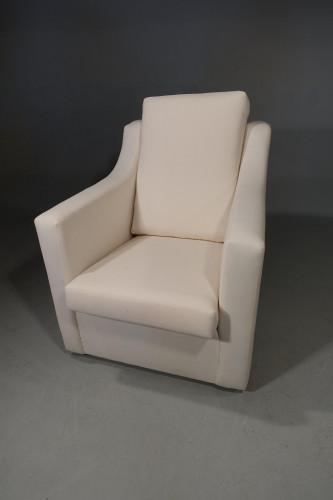 A Substantially Built Modern Easy Chair