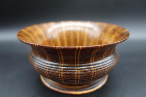 A Late 19th Century Treen Circular Bowl