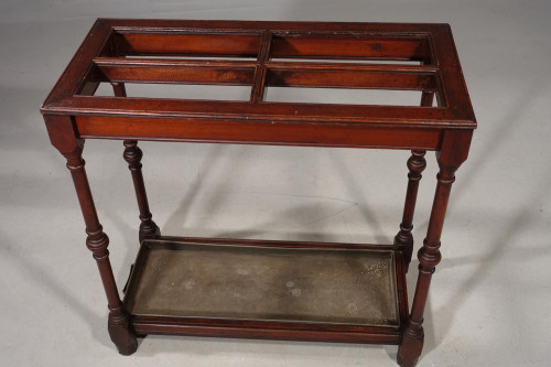 A Early 20th Century 4 Division Country House Stick Stand