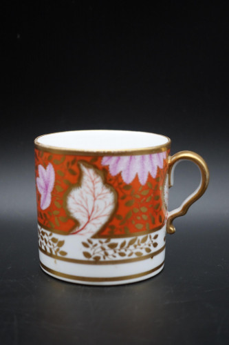 An Attractive Early 19th Century Spode Coffee Can