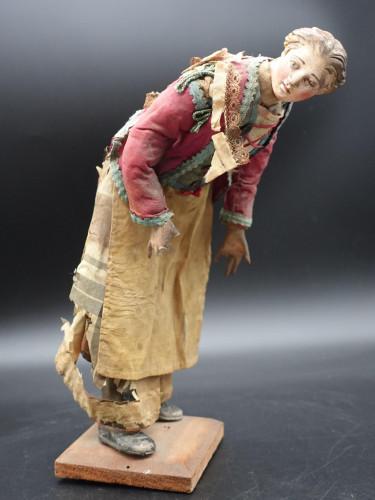 An Early 19th Century Italian Crib Figure