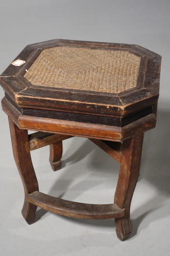 An Early 20th Century Chinese Octagonal Low Table