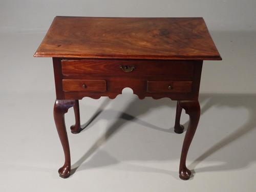 A Fine and Original George II Period Mahogany Lowboy