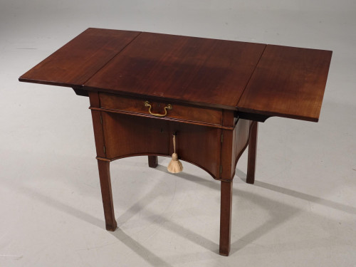 A Rare late 18th Century Mahogany Pembroke Supper Table