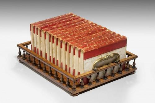 Regency Period Rosewood Book Tray