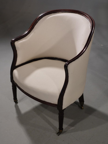 A Good George III Period Tub Chair
