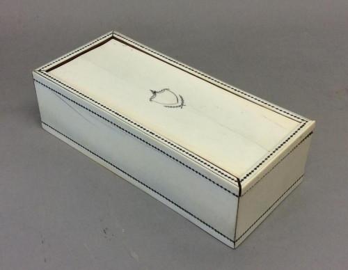 18th Century Bone Box