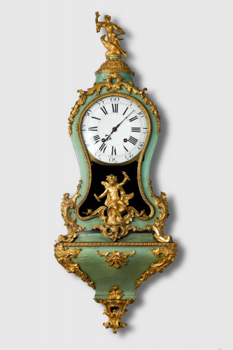 Louis XIV Period Clock on Bracket