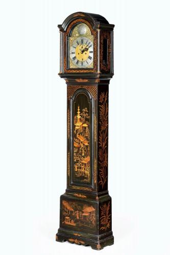 George II Period Eight Day Longcase Clock by William Creak