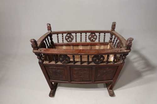 An Early 20th Century Child's Cradle
