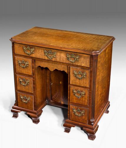 George III Period Kneehole Desk.