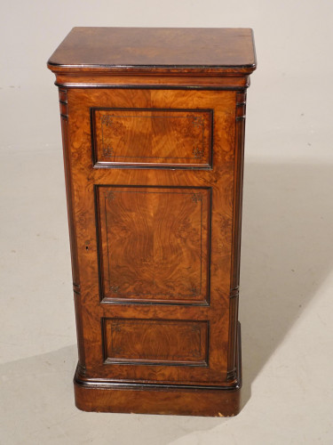 An Exceptional Mid Victorian Music Cabinet