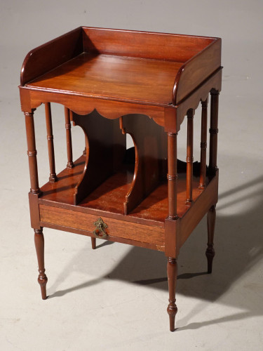 An Attractive Regency Period Folio Music Stand