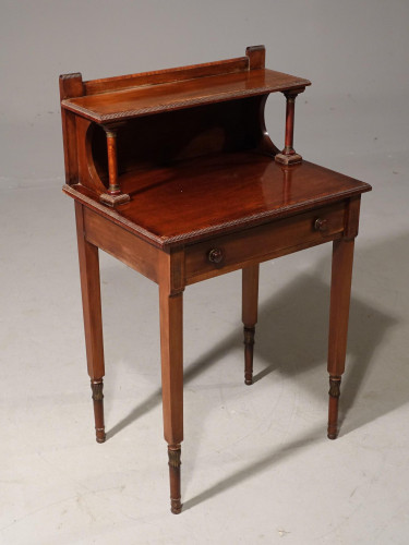 A Most Attractive Regency Period Side Table of Small Proportions