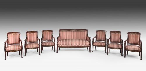 Mid 19th Century Salon Suite