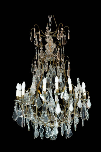 19th Century French Chandelier