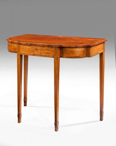 George III Period Side Table