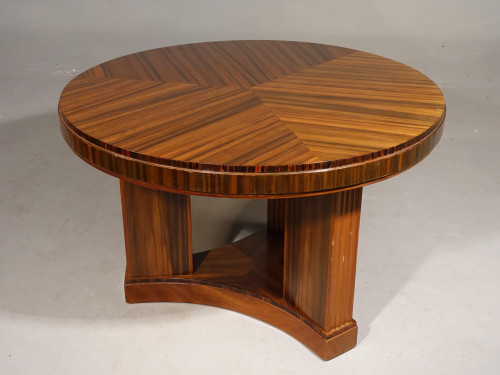 An Early 20th Century French Art Deco Centre Table