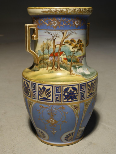 A Large Early 20th Century Japanese Vase