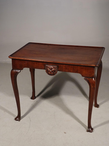A Very Fine and Original Mid 18th Century Irish Silver Tables
