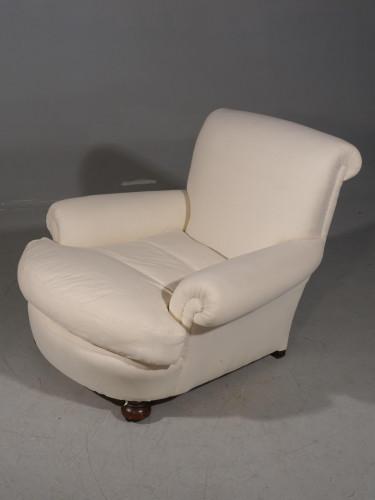 An Early 20th Century Substantially Sized Armchair