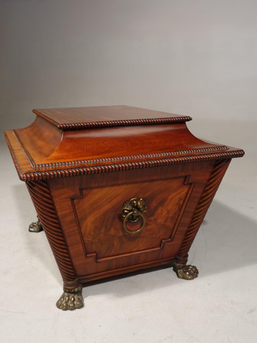 A Good Regency Period Wine Cooler in the Manner of Gillows of Lancaster