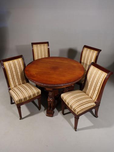 A Rare Mid 19th Century French Salon Suite