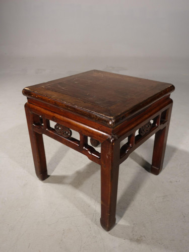 An Early 20th Century Square Sectioned Low Table