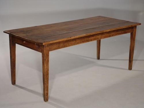 A Good Early 19th Century Farmhouse Table
